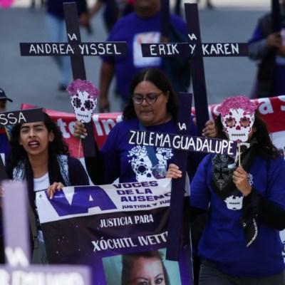 Año 2018 fue el más mortífero para las mujeres en México: Inegi