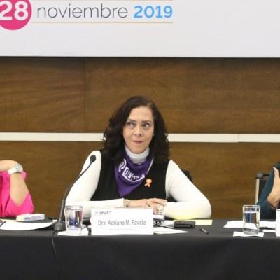 Presenta INE Ley de delitos contra la intimidad sexual 'Ley Olimpia'