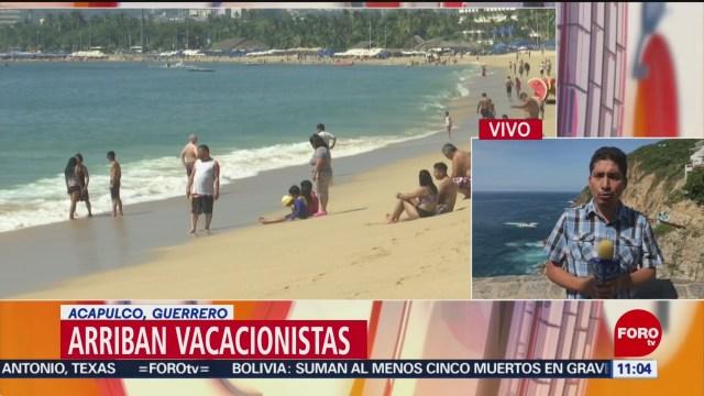 FOTO: Acapulco espera una ocupación hotelera del 100% en el fin de semana largo, 16 noviembre 2019