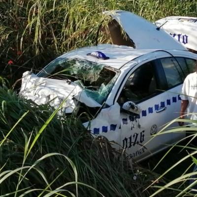 Accidente en carretera Acapulco-Pinotepa Nacional deja 5 muertos