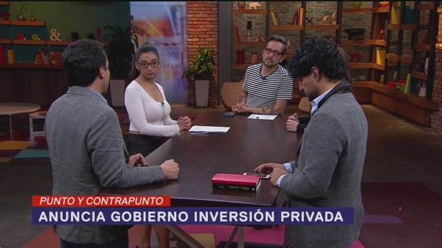 Foto: Punto Contrapunto Genaro Lozano Programa Completo 28 Noviembre 2019