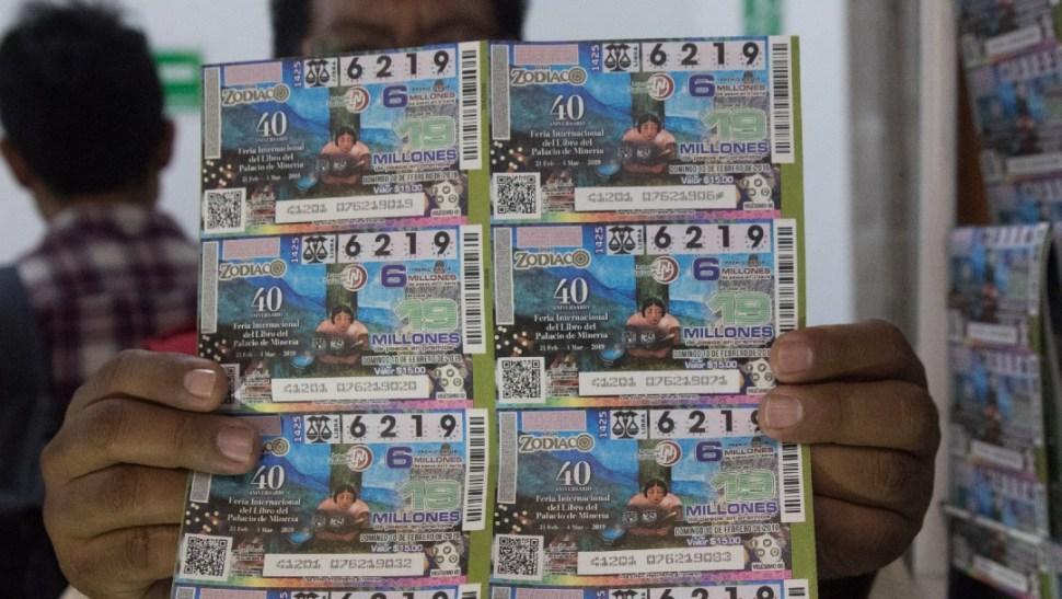 Adiós sorteos de Lotería Nacional; Senado avala desaparición