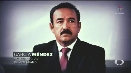 Foto: Alcalde Sustituto Valle Chalco Prófugo Fraude Genérico 25 Noviembre 2019