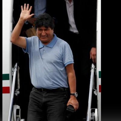 Cuestionar gastos por Evo Morales es 'mezquino' y muestra racismo, dice AMLO