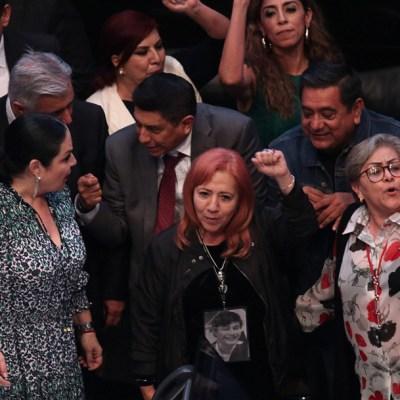 Renuncian cuatro consejeras de la CNDH tras designación de Rosario Piedra Ibarra