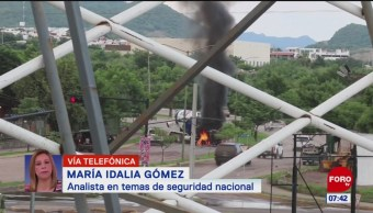 Foto: Análisis Operativo Culiacán Sinaloa