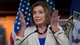 Foto: Nancy Pelosi duda que el T-MEC pueda ratificarse en 2019, 21 de noviembre de 2019 (AP)