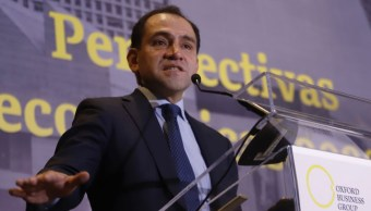Arturo Herrera, secretario de Hacienda.