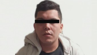 Axel Darío Rodríguez, presunto asaltante de Lindavista.