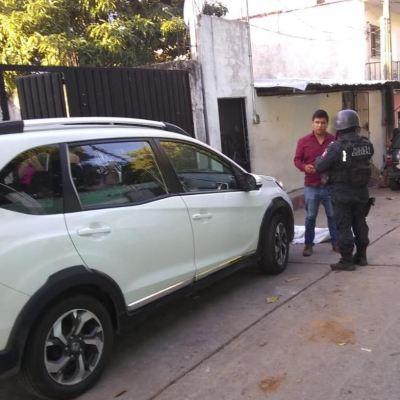 Asesinan a funcionario estatal y exlíder partidista en Acapulco