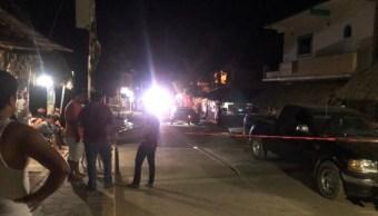 FOTO Asesinan a tres personas en Mazunte y Tuxtepec, Oaxaca