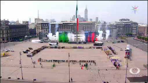 Foto: Desfile 109 Aniversario Revolución Mexicana Hoy 20 Noviembre 2019