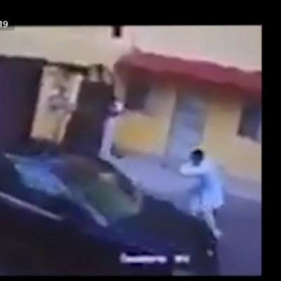 Video: 'Enfermeros' emboscan y acribillan a secretario de Baúm, Sonora