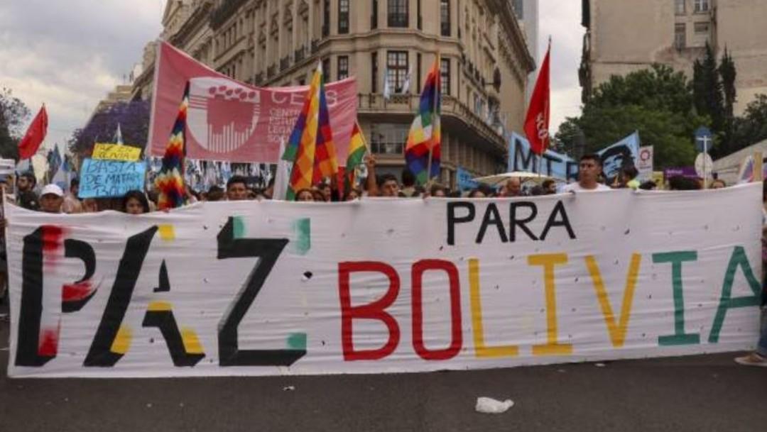Imagen: La reunión permitió desarrollar un diálogo constructivo que proyectó una visión plural de la compleja situación de derechos humanos en Bolivia