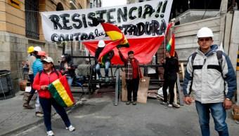 Foto: Crecen las protestas en Bolivia pese llamado de Evo Morales para nuevas elecciones, 10 noviembre 2019