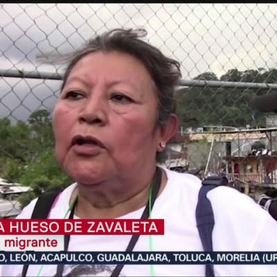 Caravana de madres de migrantes desaparecidos recorre México