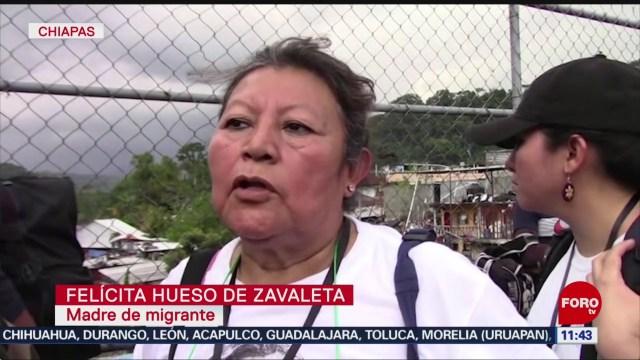 FOTO: Caravana de madres de migrantes desaparecidos recorre México, 16 noviembre 2019