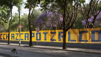 Imagen: En 2018, alumnos del Colegio de Bachilleres, plantel 1 'Rosario', protestaron contra él por la misma razón