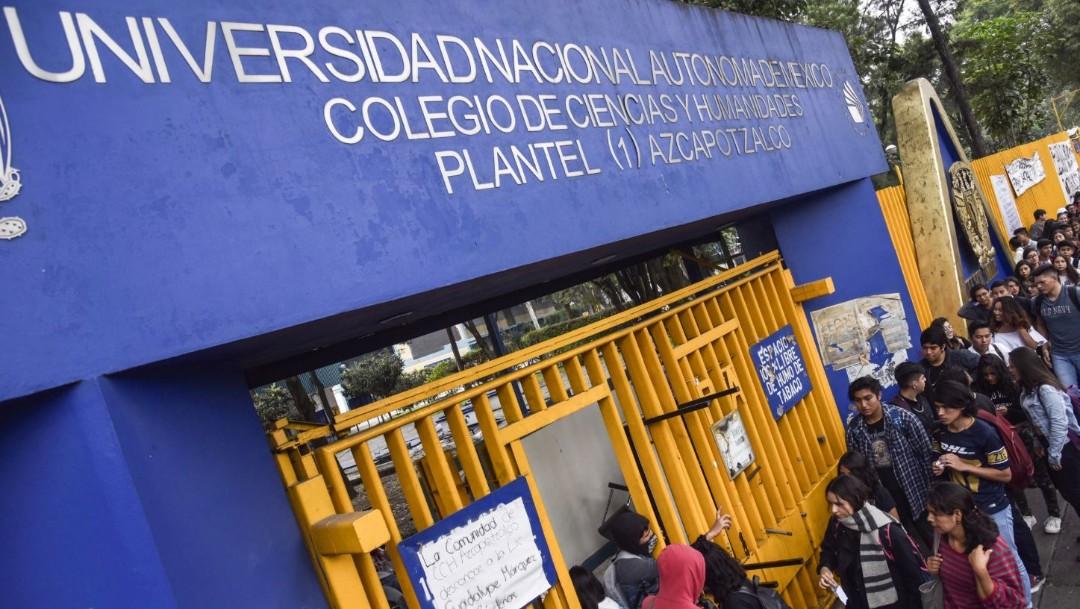 Imagen: Presuntamente, Iván 'N' habría sido destituido del Colegio de Bachilleres 1, plantel Rosario, por los mismos motivos que derivaron en su agresión en el plantel Azcapotzalco del CCH