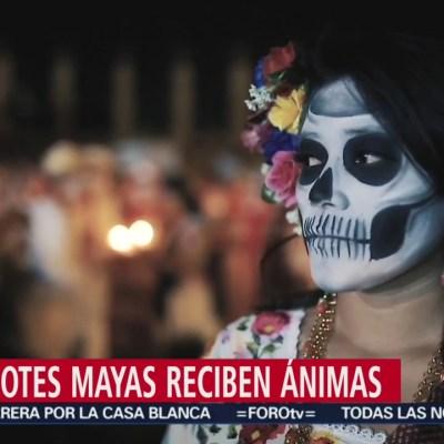Celebración Día de Muertos en México