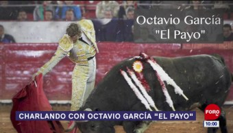 """Charlando con Octavio García """"El Payo"""""""