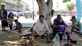 Imagen: Autoridades municipales denunciaron que civiles armados de comunidades del municipio vecino de Chenalhó, han hostigado y atacado a tiros a los pobladores de las comunidades de Cocó y Tabak