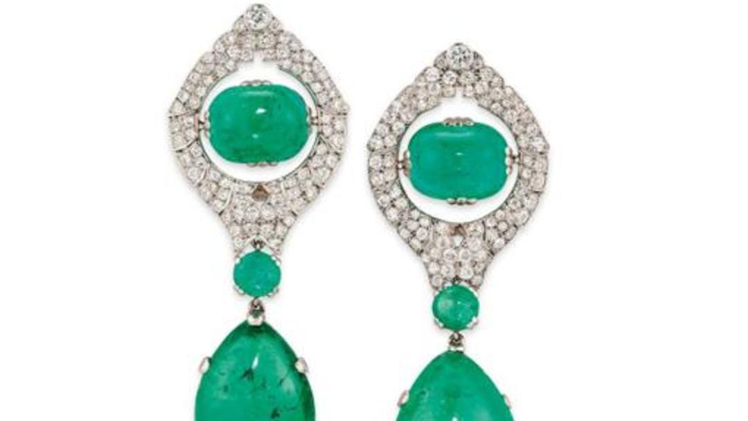 FOTO Christie´s subasta joyas de la familia Franco (Christie's)