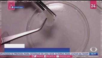 Científicos imprimen fragmento de piel humana
