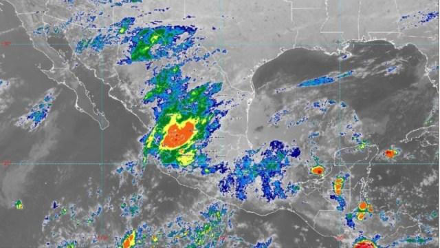 Foto: La Conagua exhortó a la población a mantenerse informada sobre las condiciones meteorológicas
