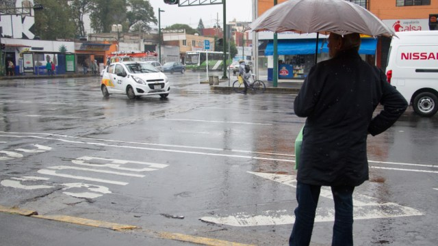 FOTO Prevén lluvias en el Valle de México (Cuartoscuro archivo)