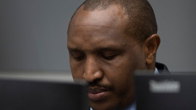FOTO Condenan al congoleño Ntaganda a 30 años de cárcel por crímenes de guerra