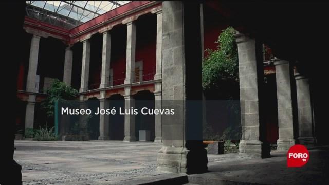 FOTO: Conoce el Museo José Luis Cuevas en la Ciudad de México, 24 noviembre 2019