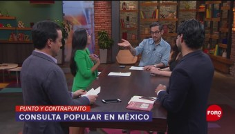 FOTO: Consulta popular, ¿hay letra chiquita?, 12 noviembre 2019