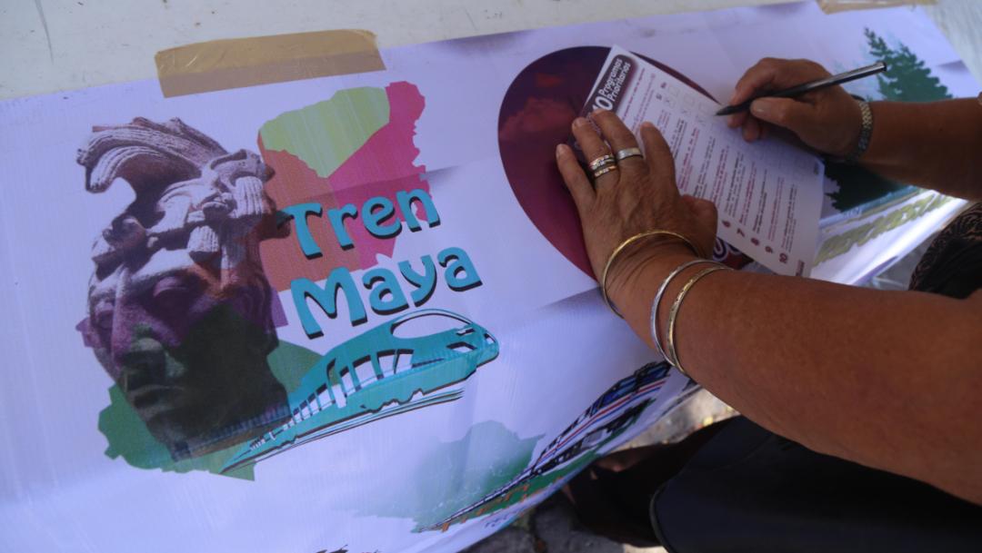 Inicia proceso de consulta indígena sobre proyecto Tren Maya, 15 noviembre 2019