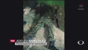 FOTO: Decretan prisión preventiva a dos implicados en ataque extrajudicial de Nuevo Laredo, 15 noviembre 2019