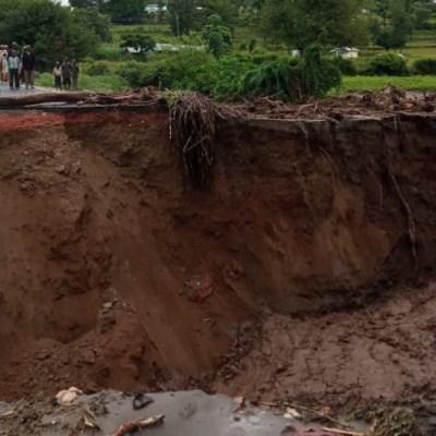 Deslizamientos de tierra en Kenia dejan al menos 24 muertos
