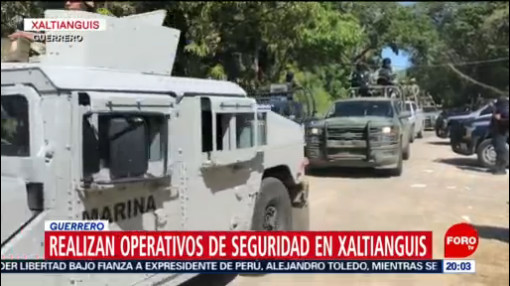 FOTO: Detienen a 11 presuntos integrantes de 'Los Dumbos' en Guerrero, 12 noviembre 2019