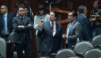FOTO Alistan discusión de consulta popular y revocación mandato