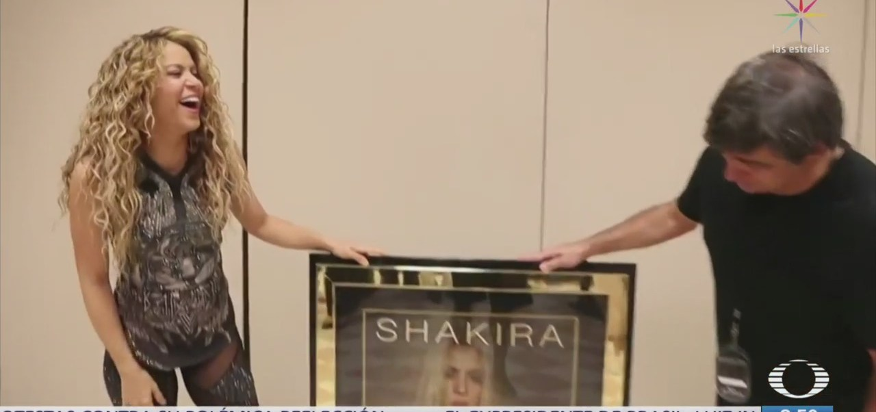 Documental de Shakira se estrena el 13 de noviembre