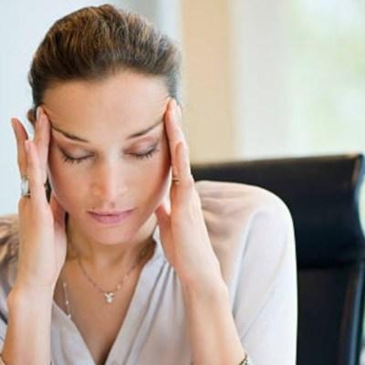 Síntomas de estrés en el cuerpo