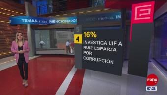El impacto en las portadas de los principales diarios del 7 de noviembre del 2019