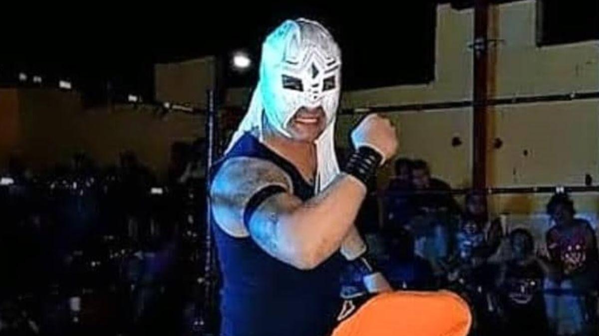 El luchador mexicano, Estreus