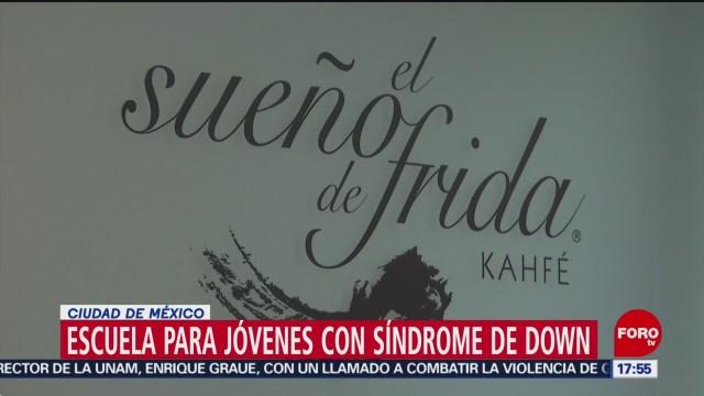 Foto: Sueño De Frida Cafetería Inclusión 19 Noviembre 2019