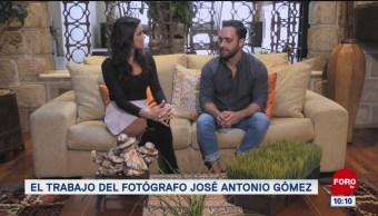 El trabajo del fotógrafo José Antonio Gómez