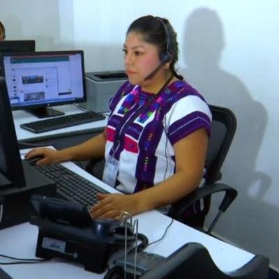 En Chiapas, indígenas tzotziles atienden emergencias del 911 en su propia lengua