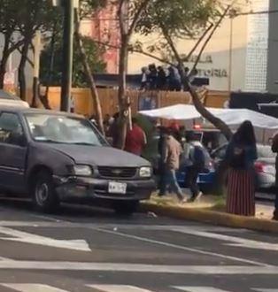 Imagen: Las prepas de la UNAM han interrumpido actividades por diversos incidentes, 26 de enero de 2020 (Twitter)