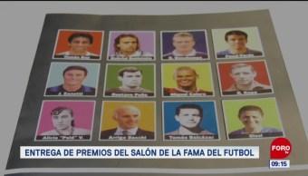 Entrega de Premios del Salón de la Fama del Futbol