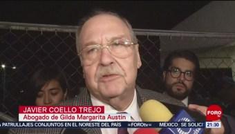 Entrevista abogado Gilda Margarita Austin