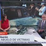Entrevista con Adrián LeBarón, padre y abuelo de víctimas de masacre