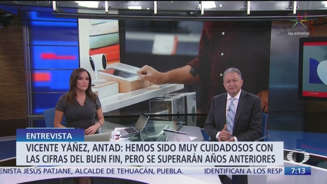 Foto: Video Entrevista Vicente Yáñez presidente ANTAD Despierta